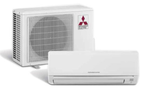Ductless Mini-split Mitsubishi